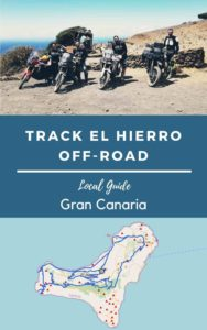 track el hierro by trail motorcycle