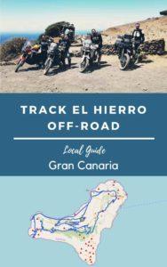 track El Hierro offroad