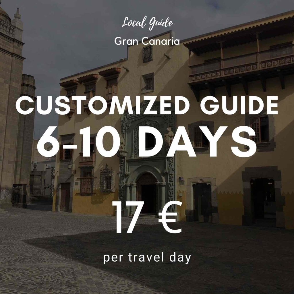 customized guide 6-10 days