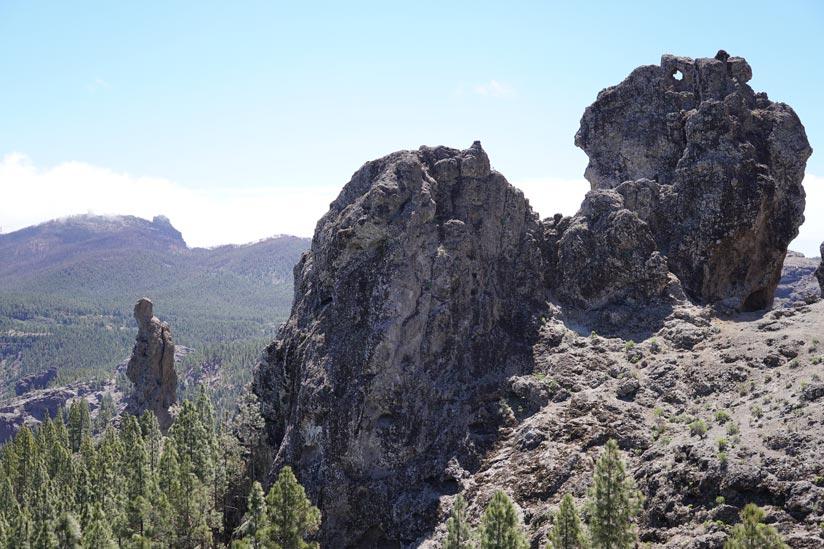 el fraile roque nublo