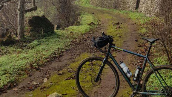 gravel bike firgas artenara