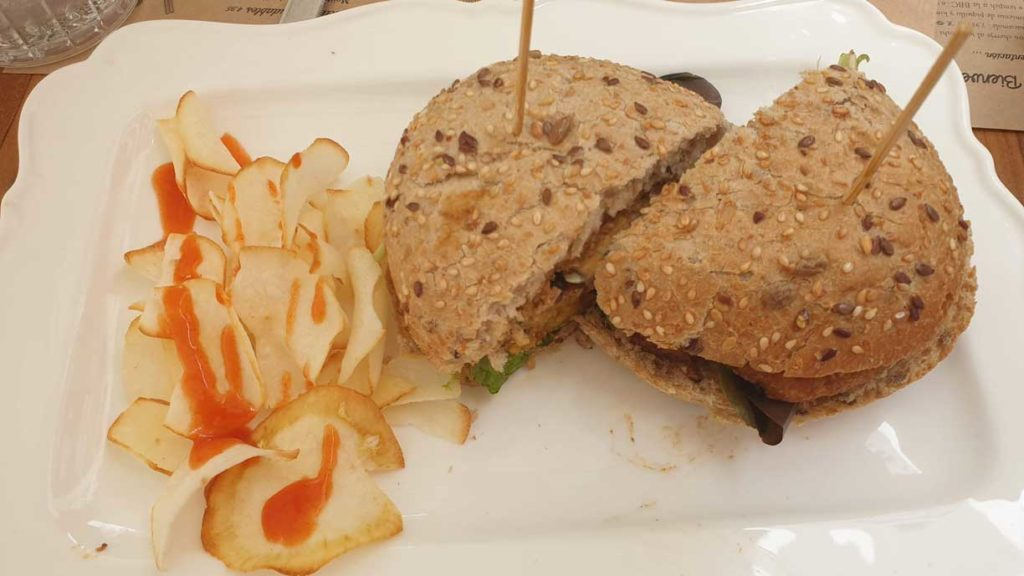 Llévame al Huerto, restaurantes veganos Las Palmas