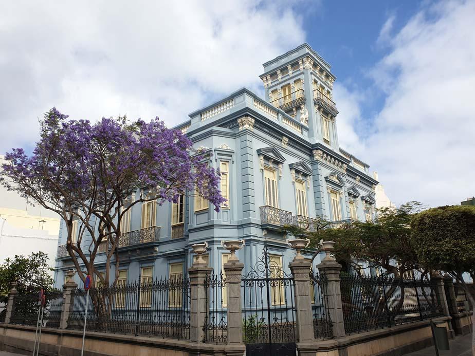 Palacete Rodríguez Quegles, Triana