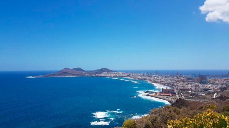 Panorámica Las Palmas de Gran Canaria