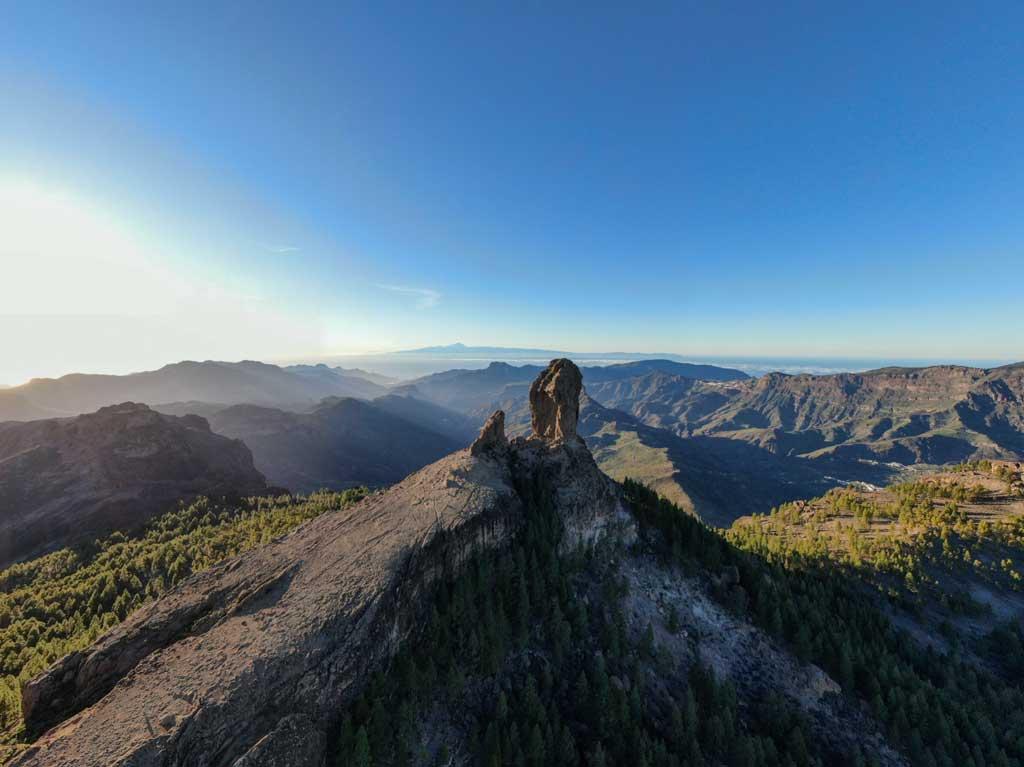 panoramica roque nublo