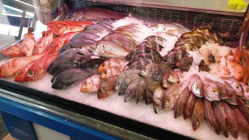 Restaurantes para comer pescado en Gran Canaria, Cofradía de Taliarte