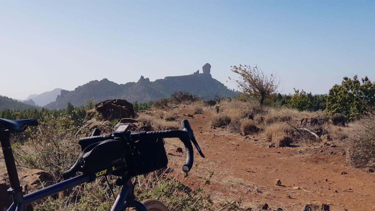 Gran Canaria en gravel bike