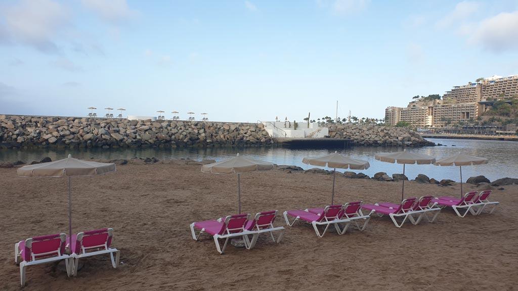 playa de aquamarina