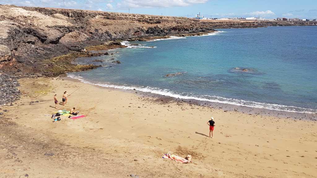 playa de aguadulce