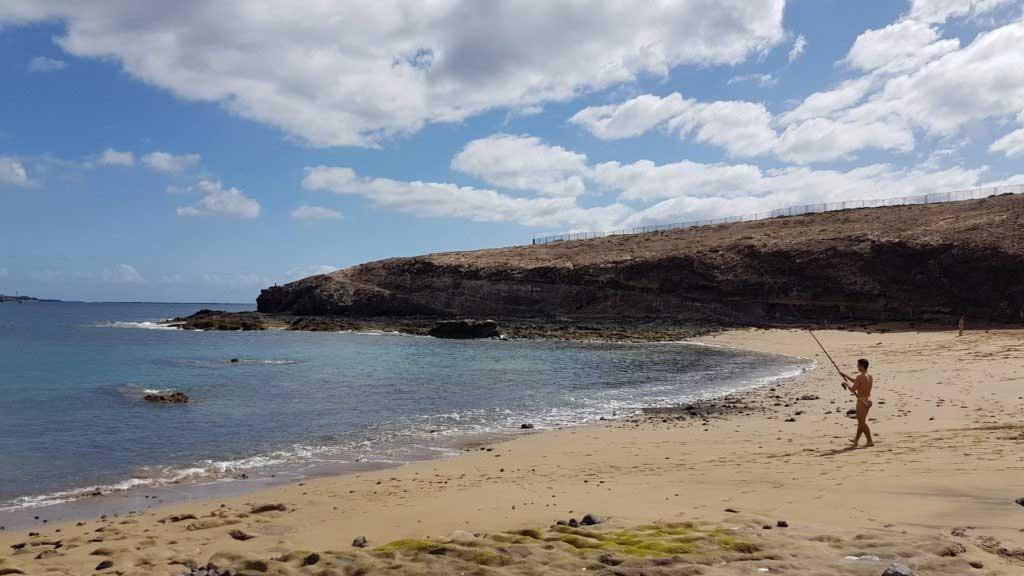 playa de aguadulce telde