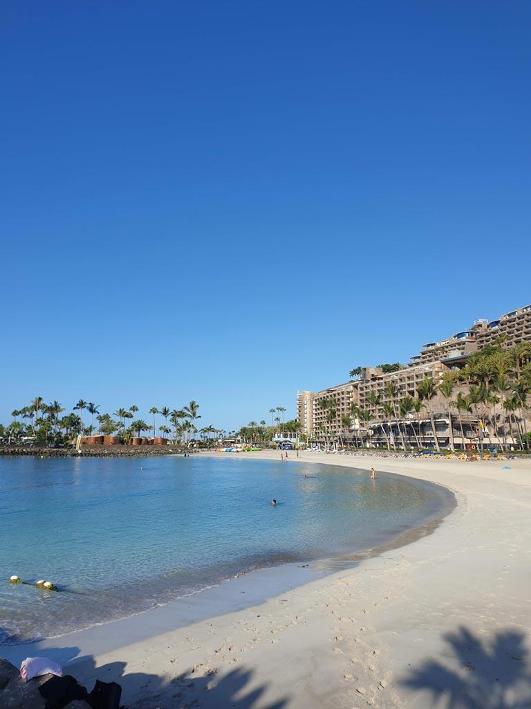 Playa de Anfi