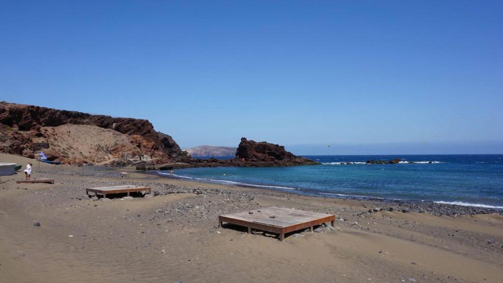 playa de el burrero