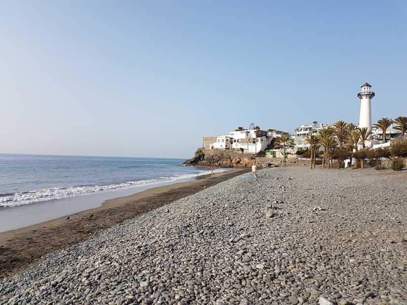 playa del aguila, Gran Canaria