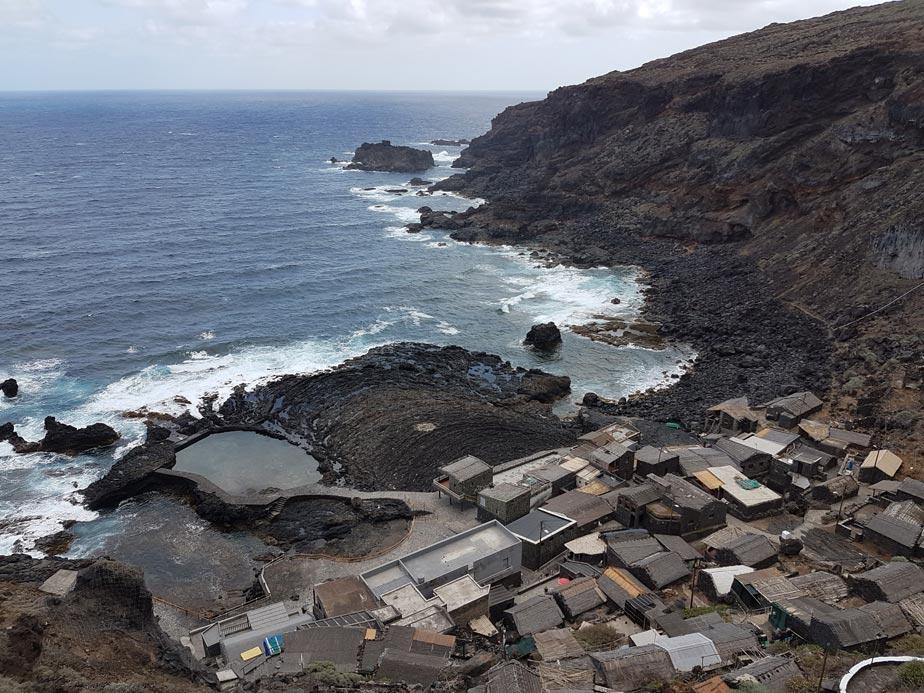 Pozo de Las Calcosas, qué ver en El Hierro