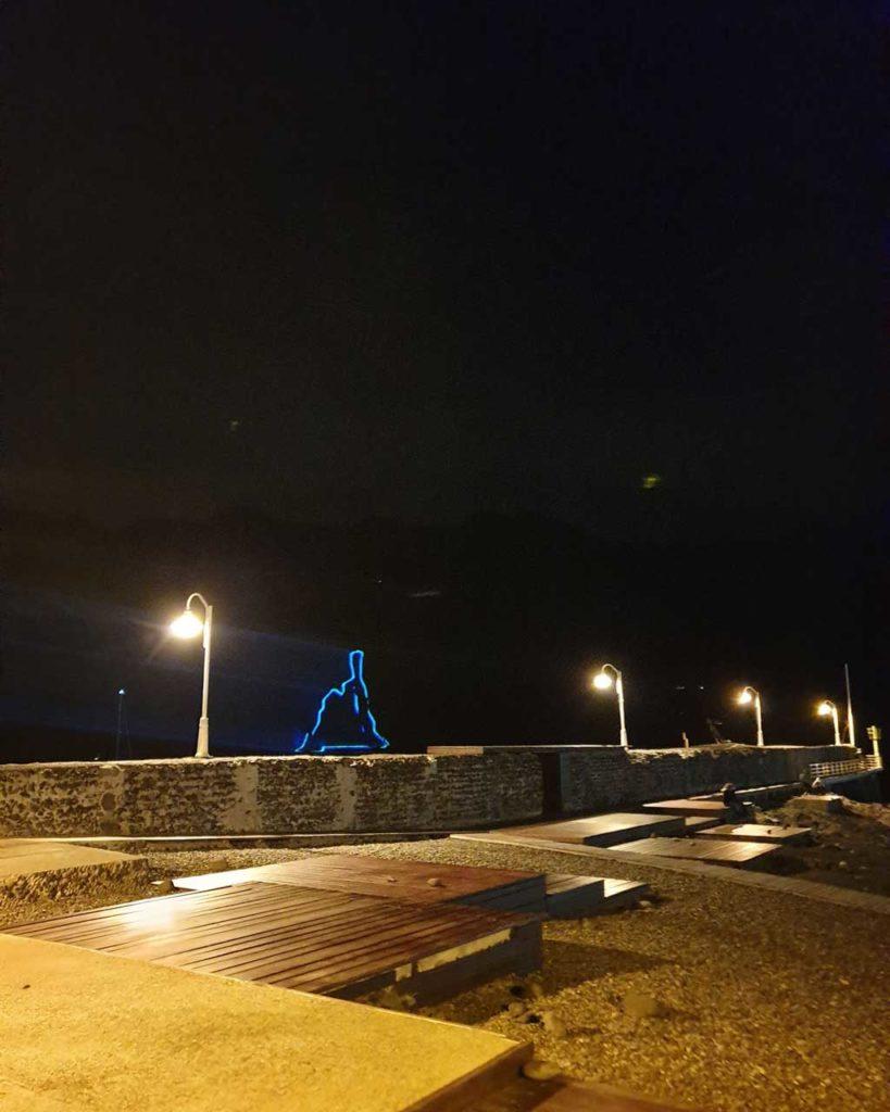 Dedo de Dios, Puerto de Las Nieves