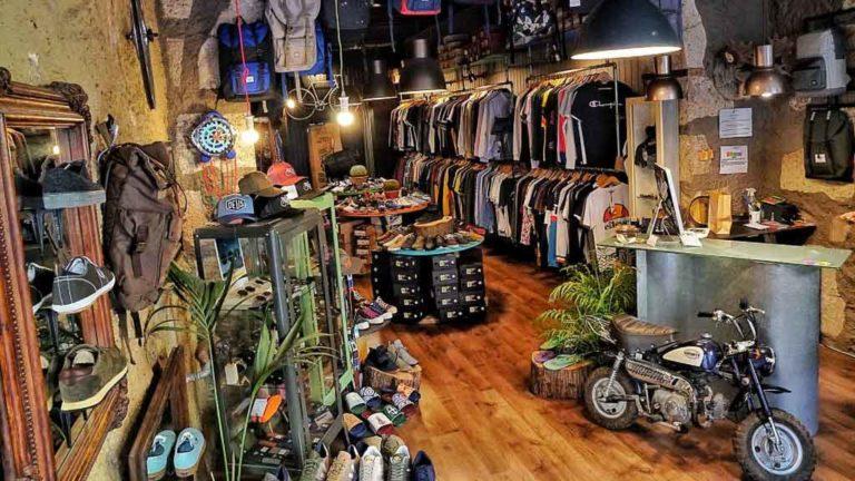 tienda de ropa para hombres
