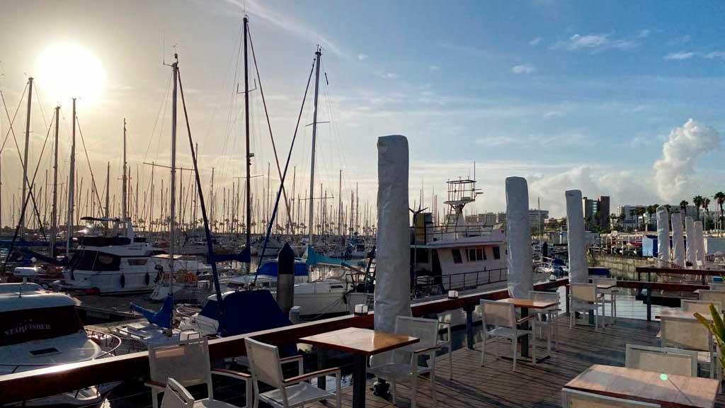 Restaurantes con terraza en Las Palmas de GC, El Embarcadero