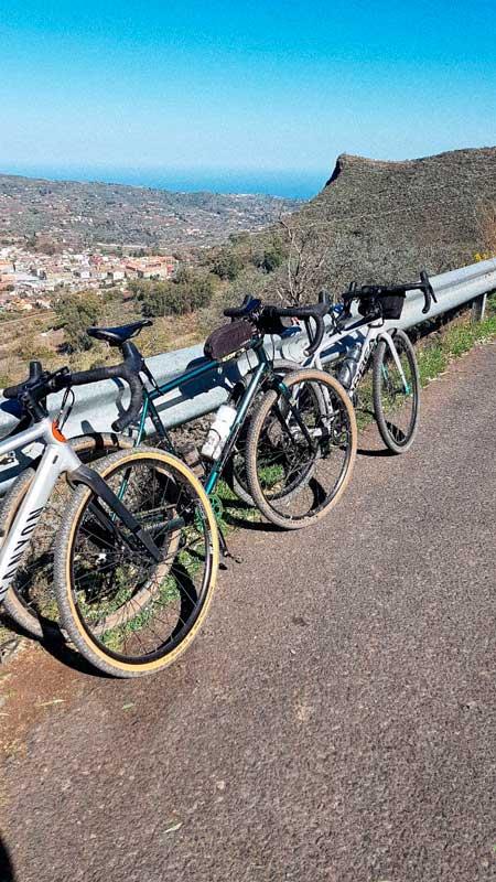 Circular Telde - San Mateo en Gravel Bike