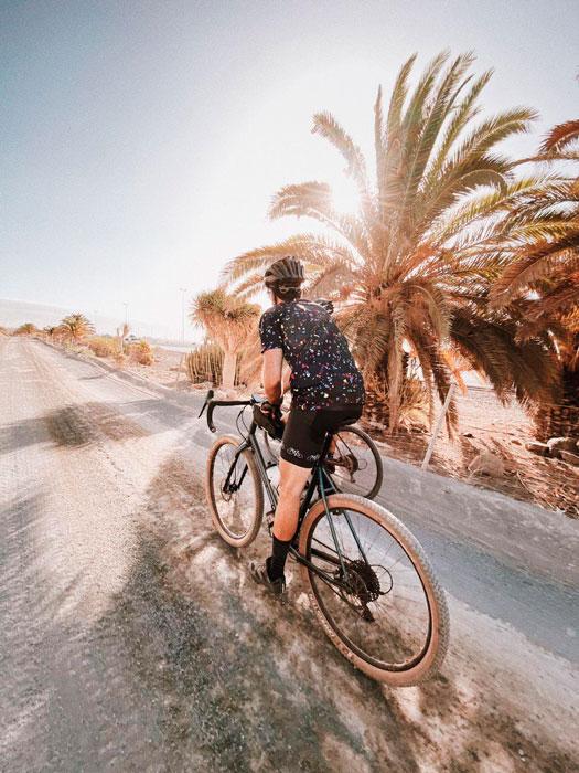 Rutas de Gravel Bikes por el sur de Gran Canaria