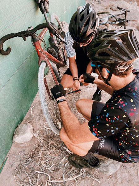 Gravel bike en gran canaria