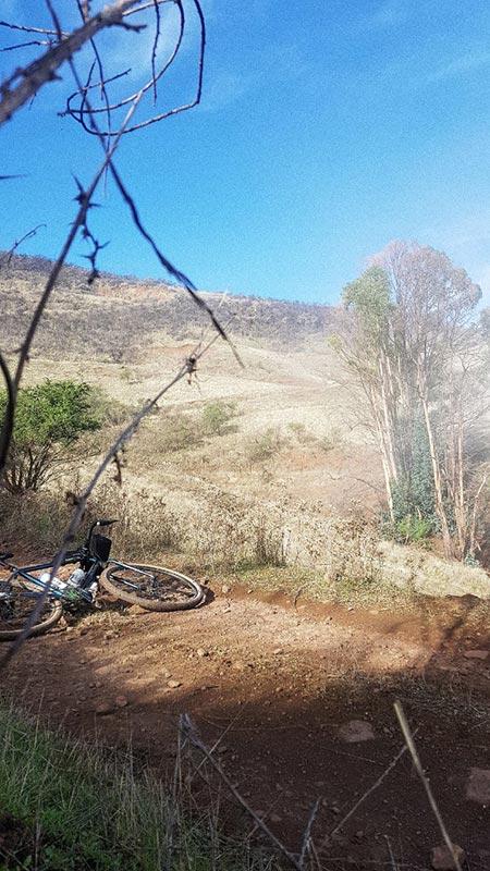 rutas en bicicleta de gravel por canarias
