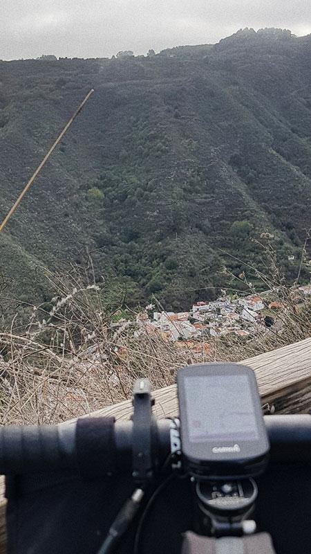 rutas por valsendero en bicicleta