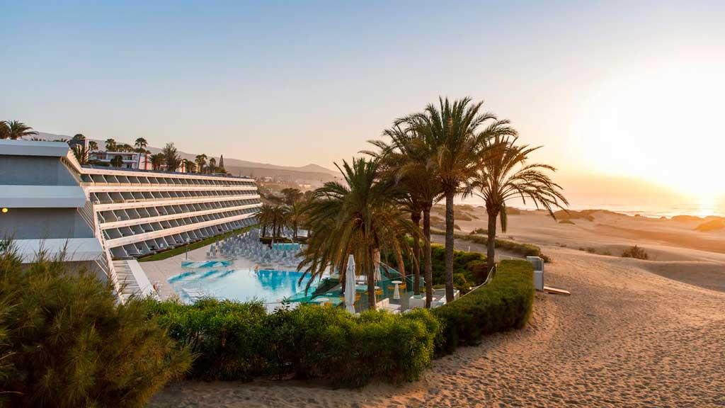 Hoteles 4 estrellas en Gran Canaria, Santa Mónica Suites