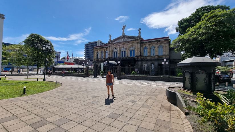 Things to do in Costa Rica: National Theater of San Jose