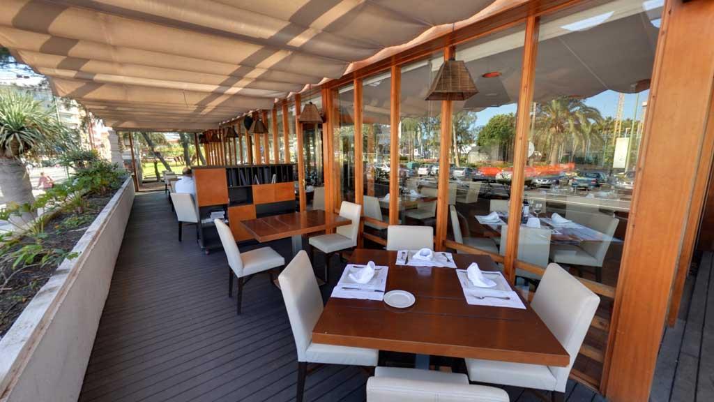 Restaurantes con terraza en Las Palmas, Segundo Muelle