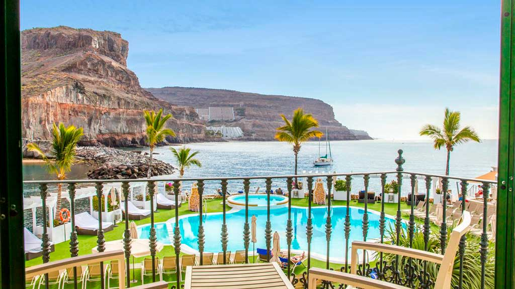 Hotel THe Puerto de Mogán