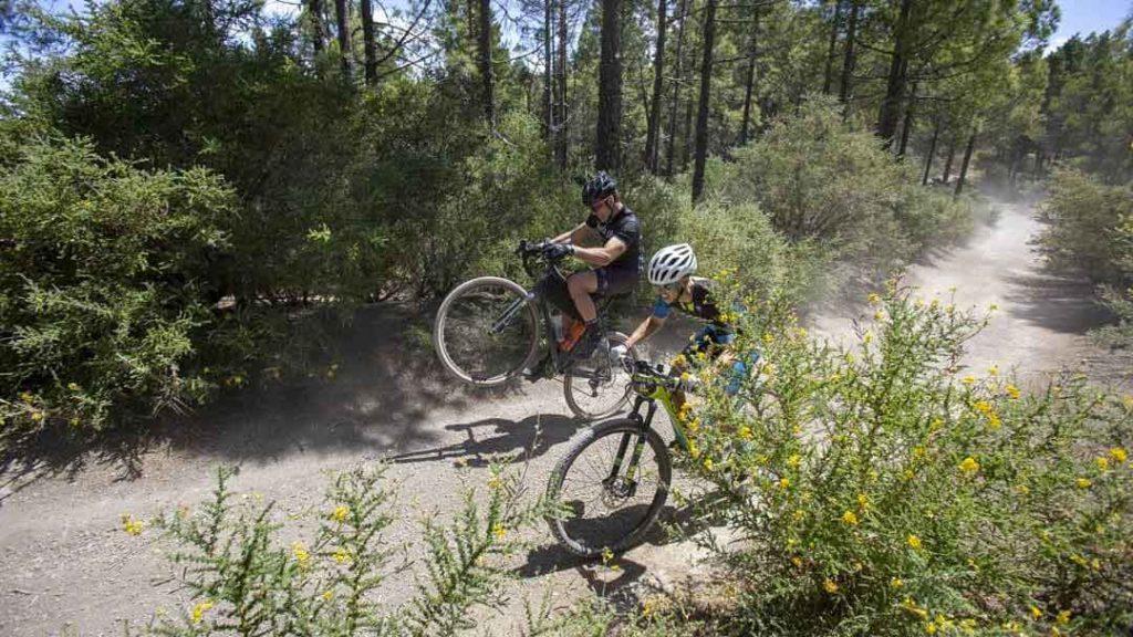 ruta trans gran canaria bike