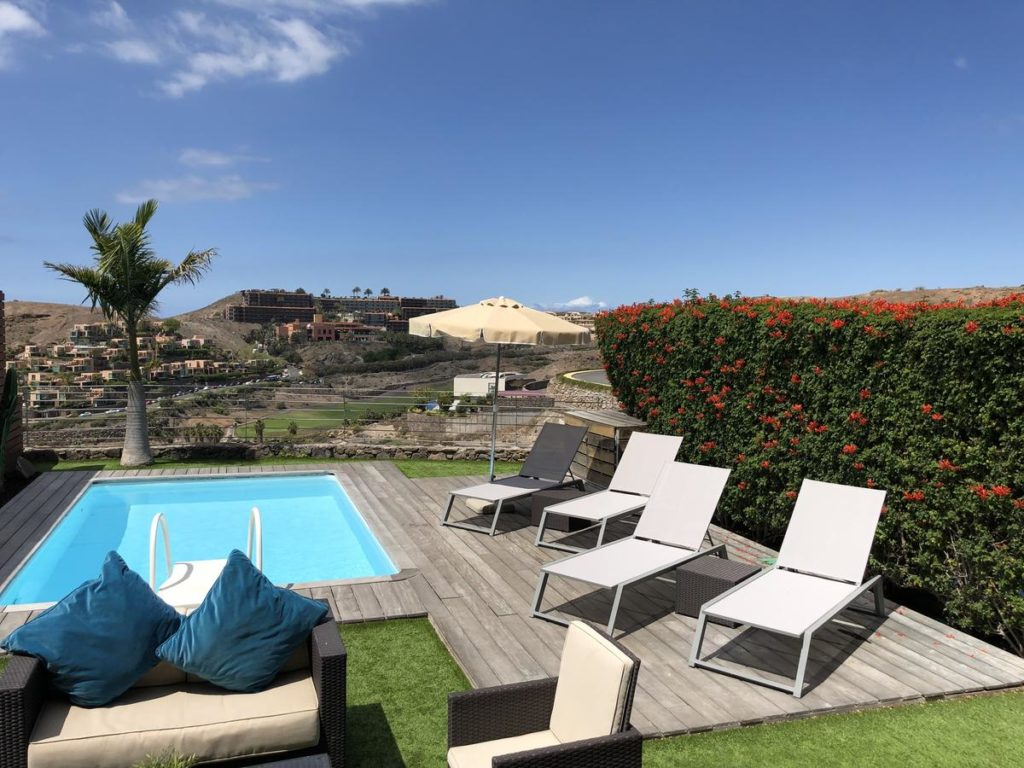 Villas in Salobre Golf, Gran Canaria